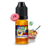 CLEARANCE VapeWild Fruit hoops 10ml High VG 65/35 VG/PG 6mg